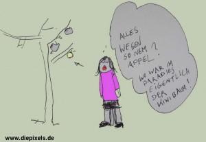 apfel kiwi paradies bunt2