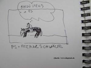 pferdeschwäche
